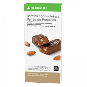Barritas con Proteínas Herbalife - Vainilla con Almendras