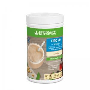 Batido con Proteínas Herbalife PRO 20 Select