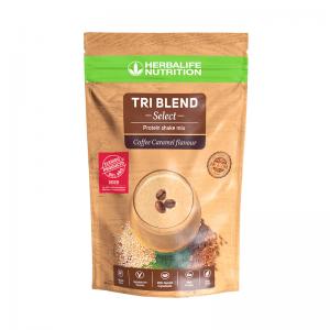 Batido de Proteínas Herbalife Tri Blend Select - Café Caramelo