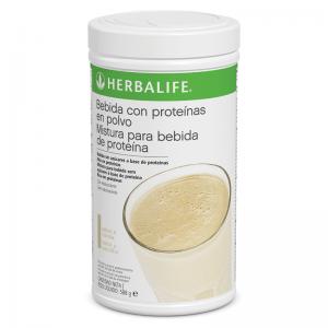 bebida con proteínas herbalife