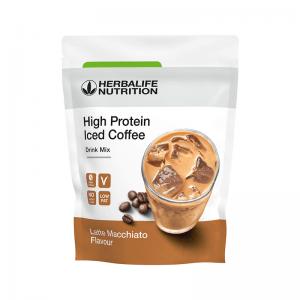 Café Helado con Proteínas Herbalife - Latte Macchiato