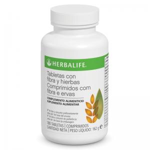 Tabletas de Fibra y Hierbas Herbalife