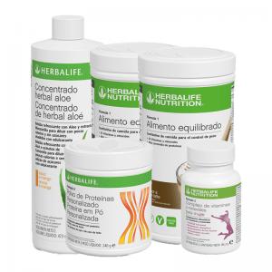 Programa Aumento de Peso Avanzado Herbalife