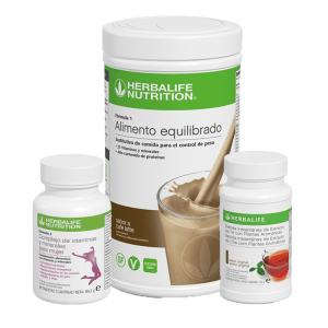 Programa Nutrición Balanceada Herbalife