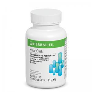 Tabletas Xtra Cal Herbalife